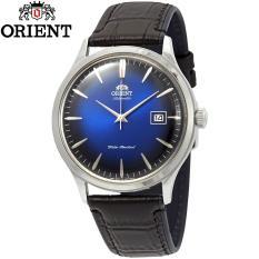 Đồng hồ nam dây da Orient FAC08004D0
