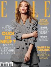 Tạp chí Elle (Pháp) – 17 Août 2018