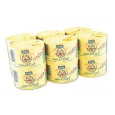 Combo 12Lon Sữa Tươi Gấu Hiệu NestleThaiLand