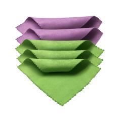 Khan lau mat kinh – Bộ 10 khăn lau mắt kính size 13×15 mềm mịn, không gây trầy xước