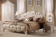 Giường Ngủ Phong Cách Tân Cổ Điển