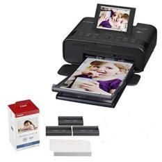 Máy in ảnh mini Cầm tay Canon SELPHY CP1300 hàng Nhập khẩu +kp108