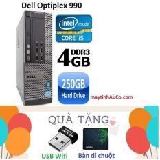 Đồng Bộ Dell Optiplex 990 (Core i5 2400 / 4G / 250G ) – Hàng Nhập Khẩu