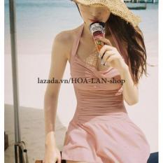 Áo Tắm 1 Mảnh Nữ Tính HLAT003 Hoa Lan