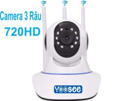 Camera IP YooSee 3 Anten -HD720P