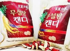 Túi Kẹo Hồng Sâm Không Đường Hàn Quốc 500gr