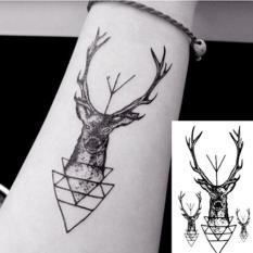 Hình Xăm Dán Tattoo Combo 1 hình xăm tặng 1 hình ngẫu nhiên
