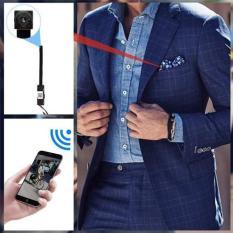 Camera Wifi Mini siêu nhỏ dây dù V99 HD4K xem từ xa qua điện thoại
