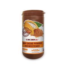 Bột cacao nguyên chất hũ 440g – Cacao4U