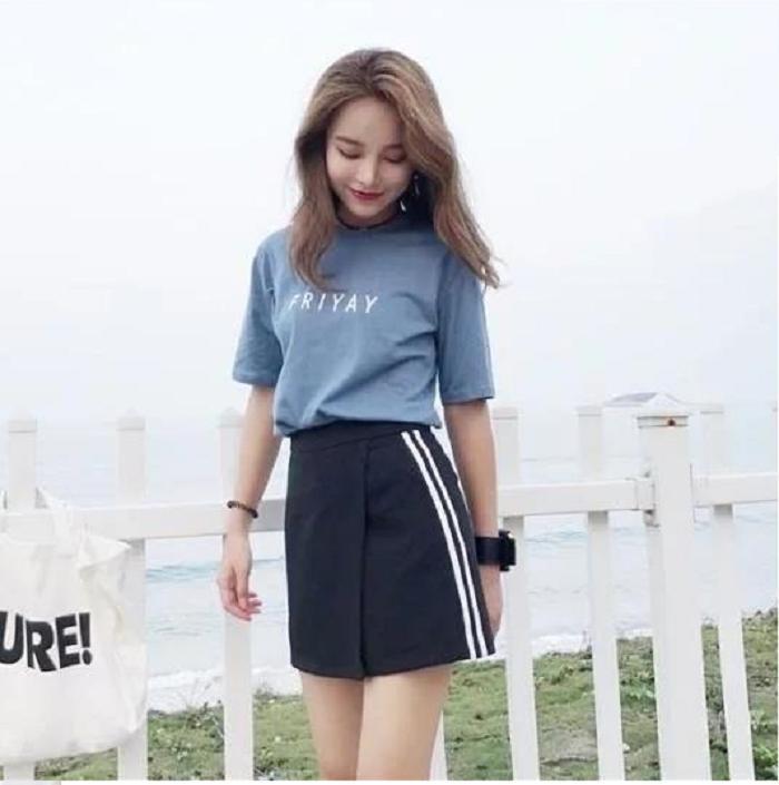 Quần Giả Váy Thời Trang Hàn Quốc Mới - BT Fashion (VA)