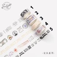 Washi Tape Hoa Văn