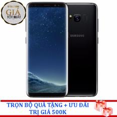 Samsung Galaxy S8 64GB ( Đen ) – Hàng nhập khẩu + Tặng thẻ nhớ 16Gb