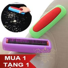 Mua 1 Tặng 1. Bộ dụng cụ lăn sạch bụi bẩn, lông, tóc