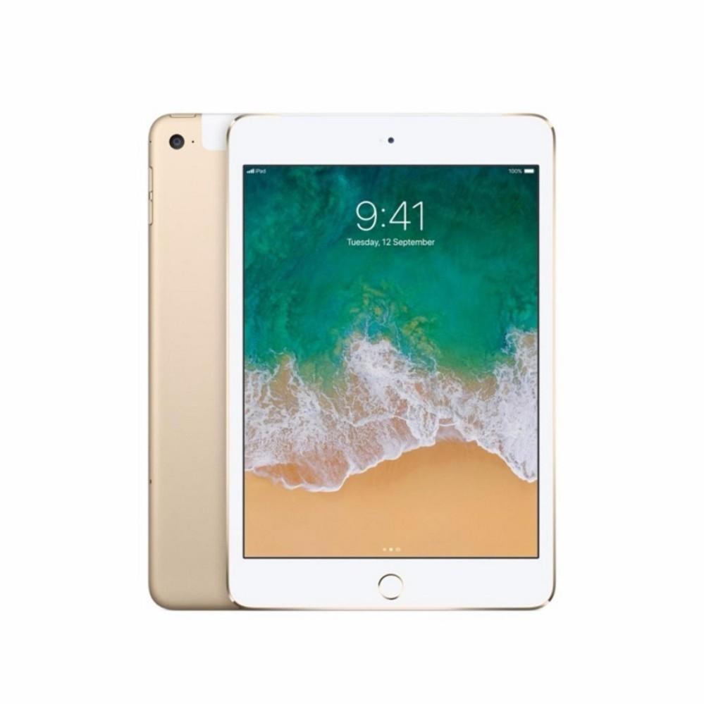iPad mini 4 7.9-inch Wi-Fi + Cellular 128GB Gold