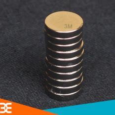 [Tp.HCM] Bộ 10 Viên Nam Châm Đất Hiếm 8x2mm (từ tính hút cực mạnh)