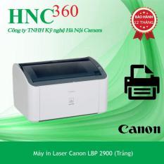 Máy in Laser Canon LBP 2900 (Trắng) – CARDTRIDGE được Bảo Hành Tại Hãng – Hãng phân phối chính thức