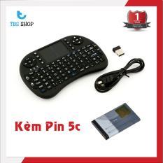 Chuột Bay Kiêm Bàn Phím Không Dây UKB500 Cho Smart Tivi & Android Box