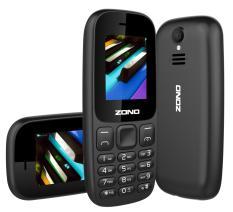 Điện thoại di động ZONO N105 2 Sim Có Camera (Bảo hành 12 tháng) – Đen