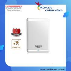Ổ cứng di động ADATA DashDrive HV100 2TB trắng(2TB)