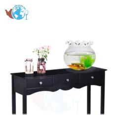 Bể Cá D30x25 CM B12 Thủy Tinh Hồ Cá Chậu Câu Miệng Bèo TẶNG KÈM SỎI & RONG