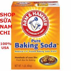 BỘT NỞ BAKING SODA ĐA CÔNG DỤNG 454g ( 100% USA)