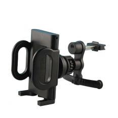 Bộ Giá đỡ điện thoại kẹp lọc gió xe hơi có thể tháo rời F585 (Đen)
