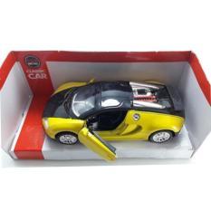 Xe Bugatti hợp kim
