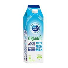 Sữa tươi tiệt trùng Dutch Lady Organic 1 Lít