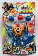 Robot lắp ráp siêu nhân cuồng phong 9005