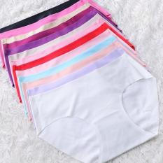 Bộ 05 quần lót đúc thoáng mát, mềm mại cắt Lazer không viền( Mẫu 01)