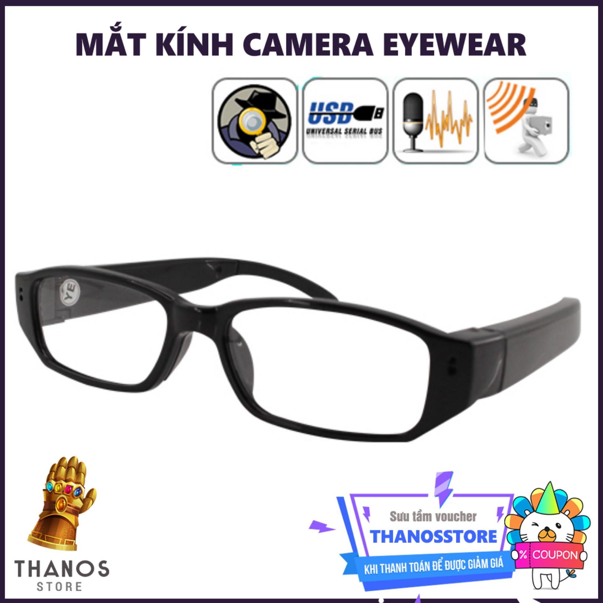 Mắt kính Camera Eyewear - Thanos Store