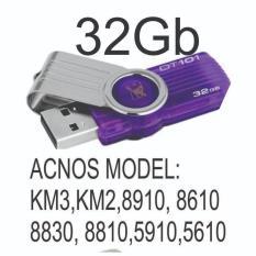 USB 32 gb Kho Nhạc karaoke Dành Cho Đầu Acnos
