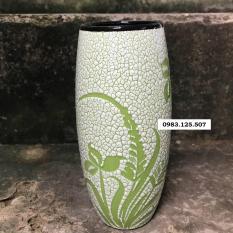 Lọ cắm hoa nghệ thuật (loại chiều cao 21cm)