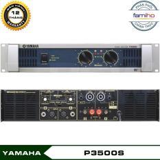Cục Đẩy Công Suất Yamaha P3500S