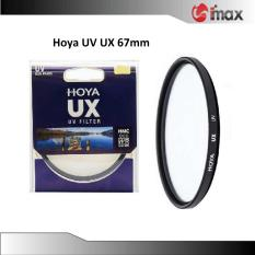 Kính lọc Filter Hoya HMC UV UX 67mm