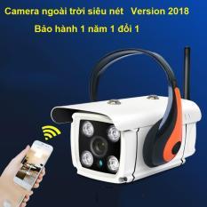 Bang Gia Camera Wifi, Camera ngoài trời siêu nét 1920 x 1080p ZS02, Camera Theo Dõi – Hàng cao cấp nhập khẩu, top 5 mẫu camera chất lượng bán chạy nhất 2018