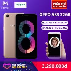 OPPO A83 32GB – Hãng phân phối chính thức Giá 3.290.000đ Tại OPPO