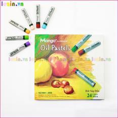 Bộ bút sáp dầu 24 màu Mango Oil Pastels – BSD-24M