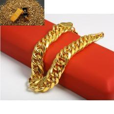 Lắc Tay Mạ Vàng Cao Cấp 24K ( DC – 012) Dây Được Thiết Kế Sang Trọng – ITALY