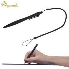 LCD Stylus For Writing Drawing Painting Board Panel Pad Black ABS w/Sling Art
