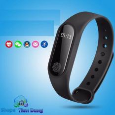 đồng hồ đo sức khỏe – Vòng đeo tay thông minh cao cấp, đa năng, Kết nối Bluetooth, Giá siêu khủng, BH 1 đổi 1 bởi Shope Tien Dung