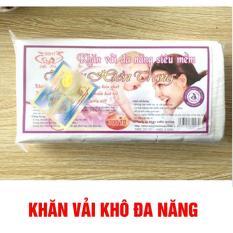 Khăn giấy khô đa năng Hiền Trang (gói 300 tờ )