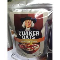 Yến mạch Quaker oats nhập khẩu USA 1Kg (Chính hãng)