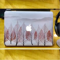 Ốp MacBook Air 13,3 inch ( A1369 / A1466 )_Họa tiết lá mùa thu