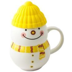 Ly sứ người tuyết – Quà tặng Noel – Quà giáng sinh