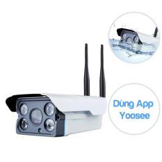 Camera Wifi IP không dây Yoosee X8100 Full HD 960P ( Phiên bản chống nước ngoài trời )