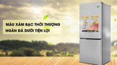 Giá sốc Tủ lạnh Panasonic Inverter 255 lít NR-BV289QSV2 Tại MỎ VÀNG HCM