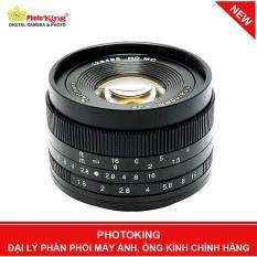 Ống kính 7artisans 50mm F/1.8 MF Lens (Fujifilm X mount)