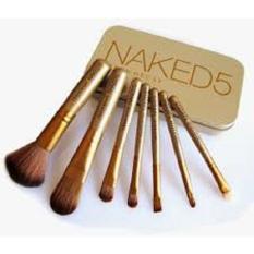 Bộ cọ trang điểm 7 cây Nakeds 5