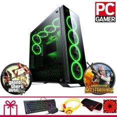 Máy tính chơi Game VIP (Pentium G3220, Ram 8GB, SSD 120GB, HDD 2TB, VGA GTX750ti 2GB ) KH24GMCG41 + Quà Tặng